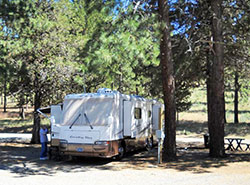 Best full hookup campgrounds in california