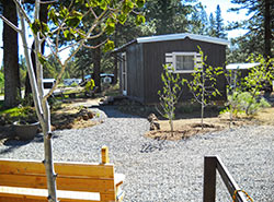 A Lava Beds NM, Tule Lake NWR U0026 Medicine Lake RV Park. Historic Cabins